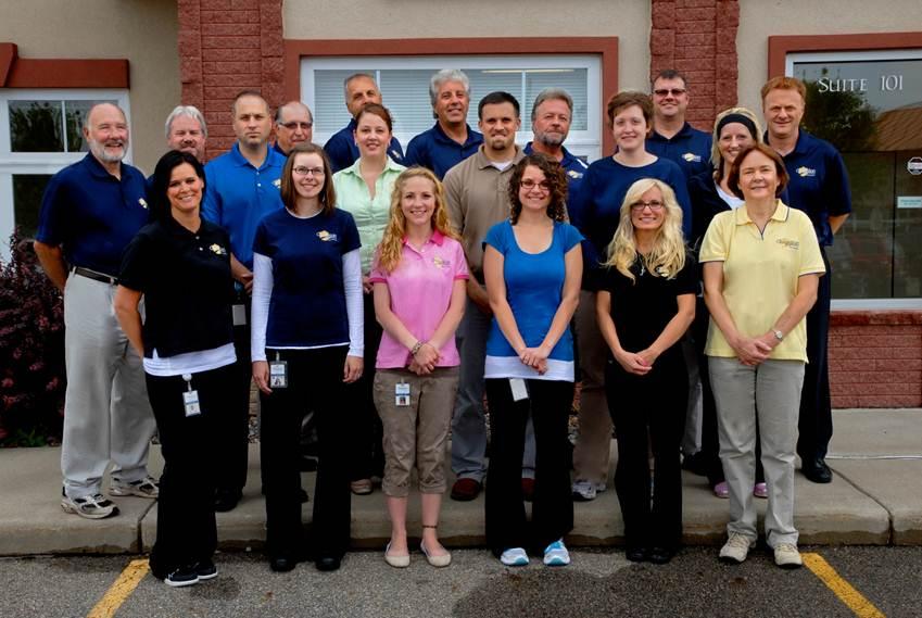 Minnesota team photo