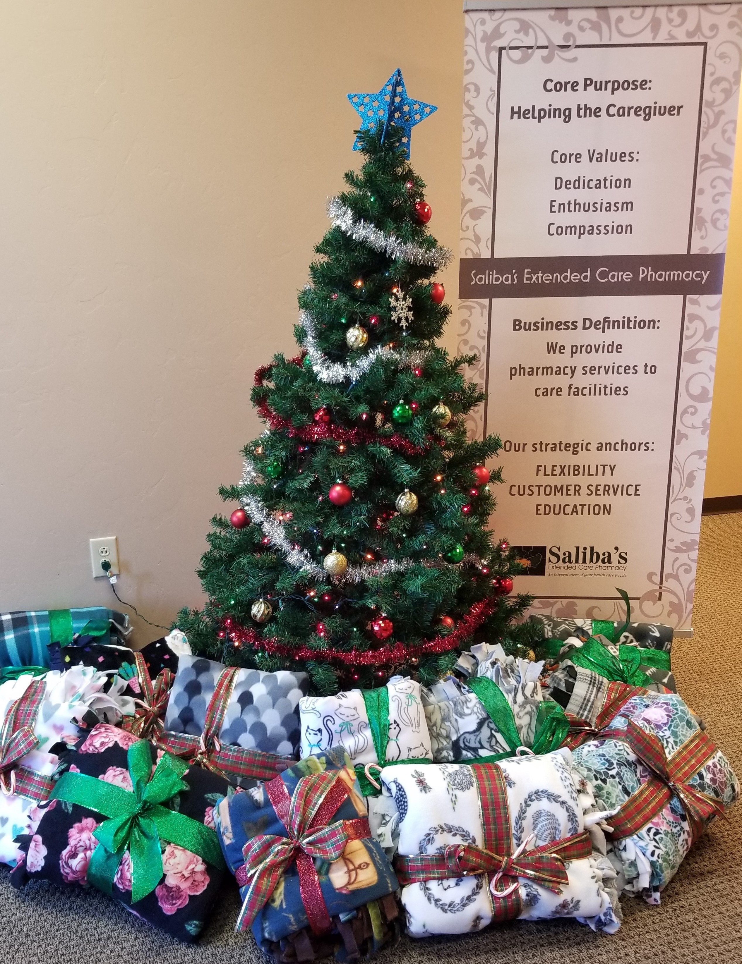 Christmas Services 2020 Tucson.Com Saliba's Tucson Blanket Project Delights Community Residents