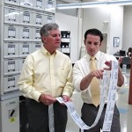 Fred Burke and Matt Hopp at Guardian Pharmacy of Atlanta