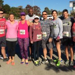 "The ""Rx Runners"" at the CHOA Strong Legs run Nov. 5th, 2016"