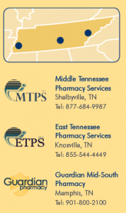 Tennessee Locations
