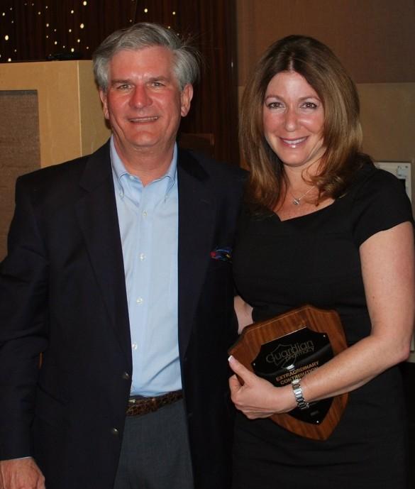 Fred Burke and Debi Schulman